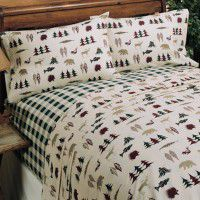 Northern Exposure Sheet Sets
