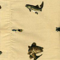 River Fishing Sheet Sets