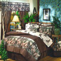 Whitetail Dream Rustic Bedding