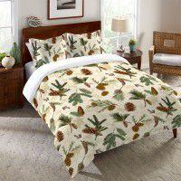 Pine Cone Duvet Covers