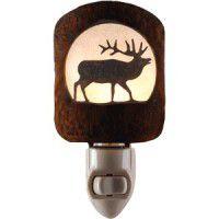 Elk Night Light