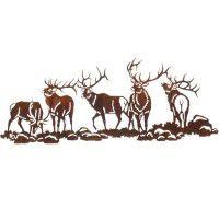 Boy's Night Out (Elk)-Over the Door