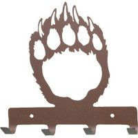 Bear Paw Wall Hook
