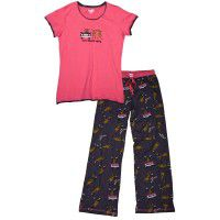 Text Moose-aging PJ Sets-CLEARANCE