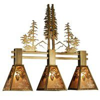 Tall Pines Triple Island Light