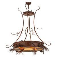 Woodland Pine Pendant Light