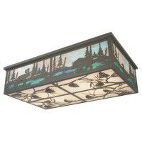 Over Sized Wildlife Ceiling Light