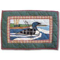 Loon Country Table Linens