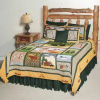 Lodge Fever Quilt Sets