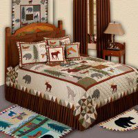 Mountain Whispers Quilt Sets
