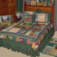 Northwoods Walk Quilt Sets