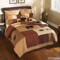 Logan Bear Quilts