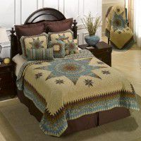 Sea Breeze Star Quilt Sets