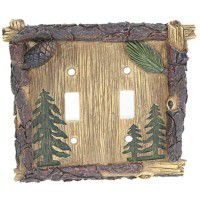 Rustic Light Switch Covers Magnificent Rustic Light Switch Covers Switch Plates & Rustic Outlet Covers Design Decoration