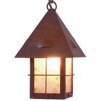 La Paz Rustic Lantern Pendant Light