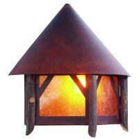Campromise Outdoor Sconce