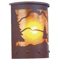 Timber Ridge Outdoor Sconce