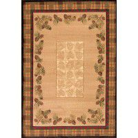 Winter Pines Area Rugs