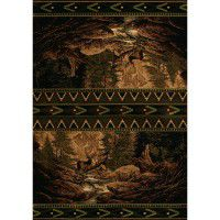 Buck Falls Area Rugs