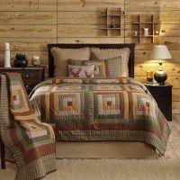 Tallmadge Log Cabin Quilts