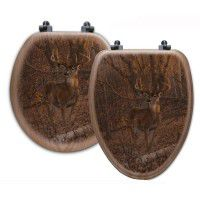Great Eight Deer Toilet Seats
