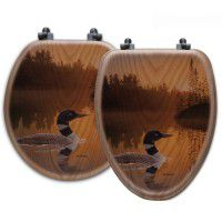 Loon Toilet Seats
