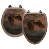 Majestic Eagle Toilet Seats
