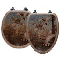 Mallard Duck Toilet Seats