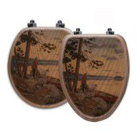 Canoeing Toilet Seats