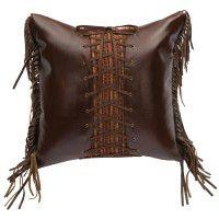 Caliente Laced Pillow