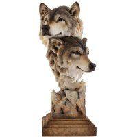 Kindred – Wolves Sculpture
