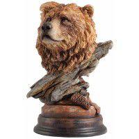 Bruin – Brown Bear Sculpture