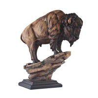 El Patron – Buffalo Sculpture