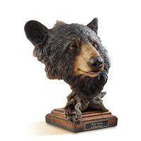 Deep Woods – Black Bear Sculpture