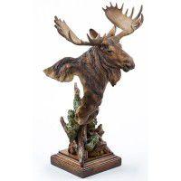 Heavy Weight – Moose Sculpture