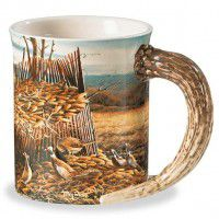 Sharing the Bounty Sculpted Mug-CLEARANCE