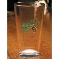 Pine Cone Tumblers-Set of 12