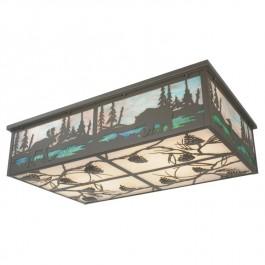Over Sized Wildlife Ceiling Light